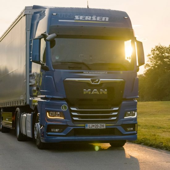 Road Freight From Switzerland to Slovenia